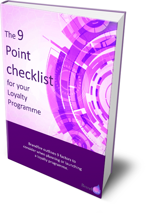 The 9 Point checklist for your Loyalty Programme