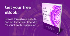 checklist for loyalty programme