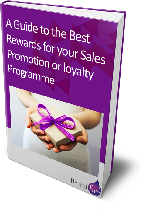 Image of Brandfire guide to the best rewards for your sales promotion or loyalty programme